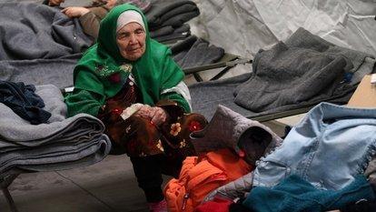 106 yaşındaki kadın sınır dışı edilecek!