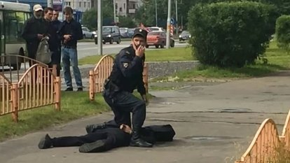 ABD Basını: Rusya'daki bıçaklı saldırıyı DEAŞ üstlendi!
