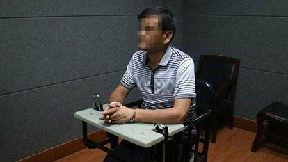 Cinayet yazarı, cinayetten tutuklandı