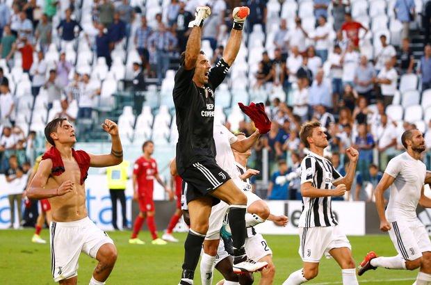 Son 6 yılın şampiyonu Juventus, Cagliari'yi 3-0 yendi