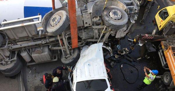 'Yeter artık devletimiz kamyonlara çare bulsun'