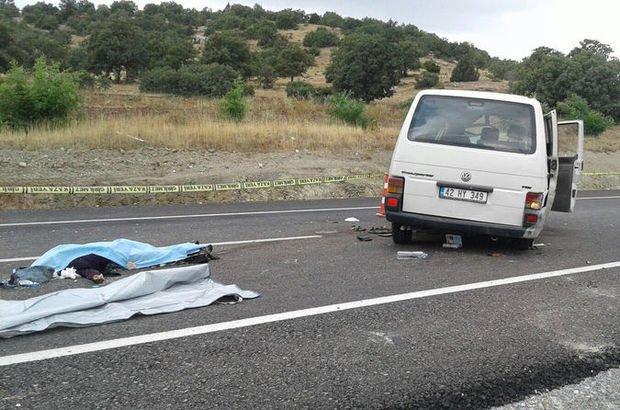 Ardahan, Konya ve Kayseri'den acı haberler geldi: 3 ölü, 10 yaralı