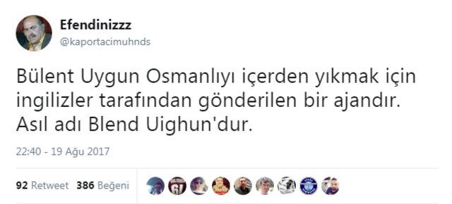 Osmanlıspor Teknik Direktörü Bülent Uygun'un ceketi, sosyal medyayı salladı!