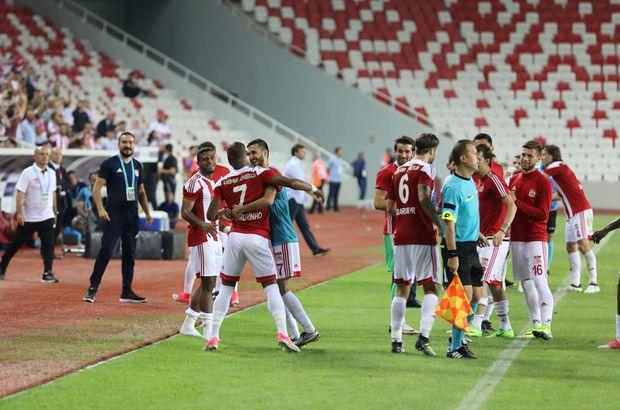 Sivasspor 2 golle