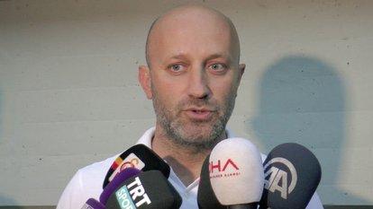 Cenk Ergün'den transfer açıklaması!