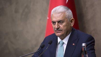 Başbakan Yıldırım: Afrin ve İblid kaynayan kazan gibi