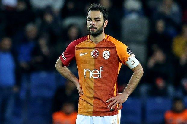 Selçuk İnan Osmanlıspor maçı öncesinde ısınmaya çıkmadı