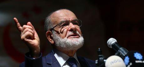 Saadet Partisi lideri Temel Karamollaoğlu'ndan 'baskın seçim' iddiası