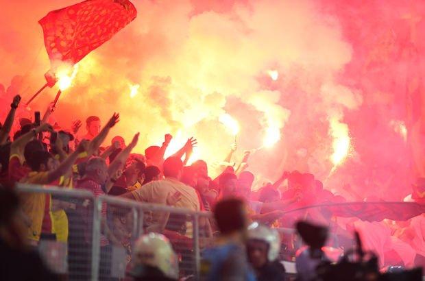 Eskişehirspor - Göztepe TFF 1. Lig final maçına biletsiz seyirci mi sokuldu?