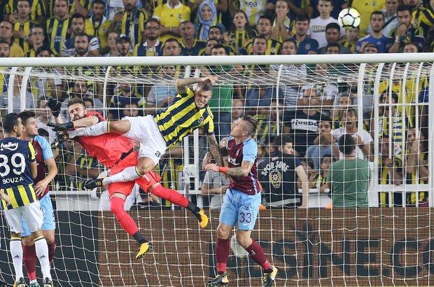 Fenerbahçe - Trabzonspor maç özeti - Fenerbahçe: 2 - Trabzonspor: 2 özet, golleri izle