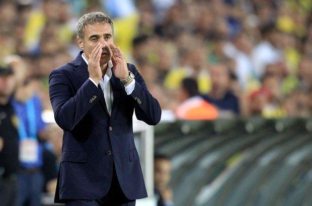 Trabzonspor Teknik Direktörü Ersun Yanal penaltı pozisyonunu değerlendirdi