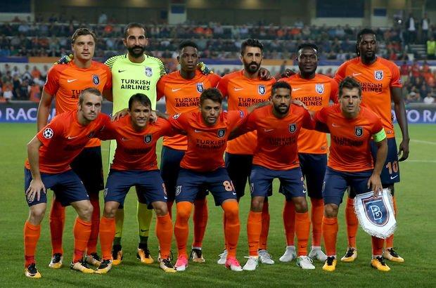 Medipol Başakşehir, Sevilla maçı için İspanya'ya gitti