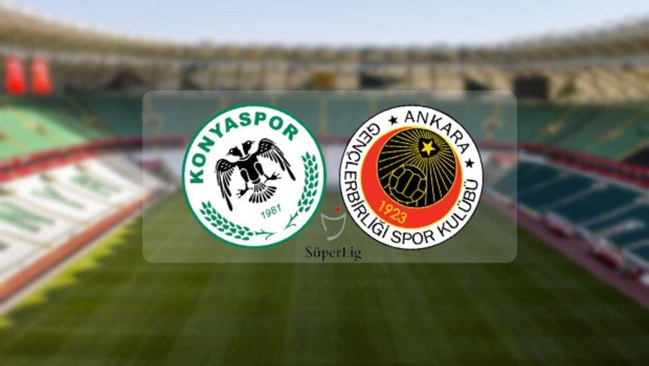 Konyaspor Gençlerbirliği