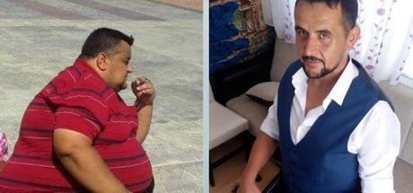 Oğlu için 143 kilo verdi