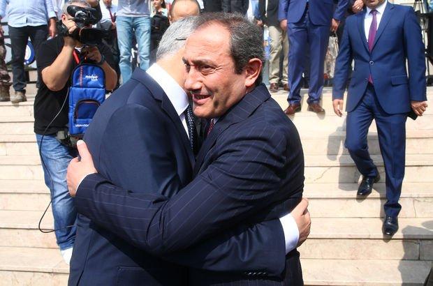 Ankara Emniyet Müdürü Servet Yılmaz görevine başladı
