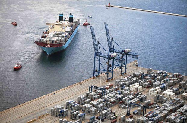 Maersk gemi