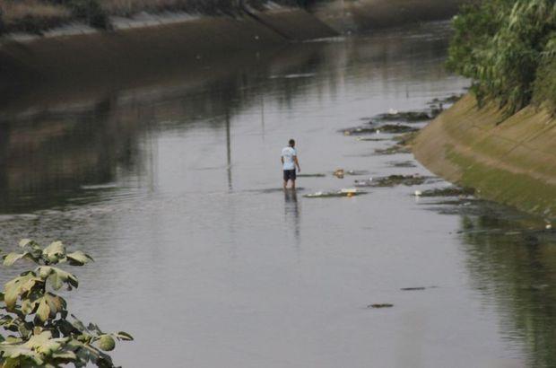 Adana'da 10 yaşındaki Suriyeli çocuk, su satarken kanala düşüp boğuldu