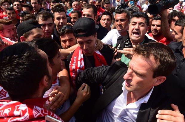 Antalyaspor, Samir Nasri