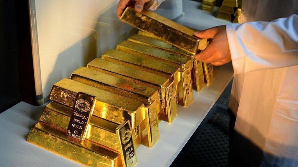 Altının kilogramı 145 bin 250 liraya geriledi