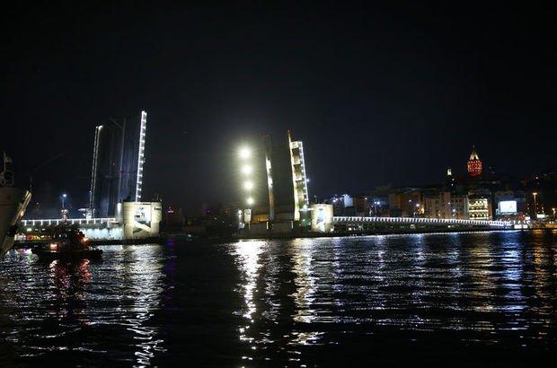 Atatürk Köprüsü ve Yeni Galata Köprüsü araç trafiğine kapatılacak