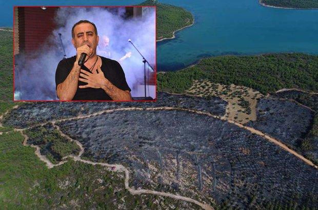 Orman ve Su İşleri Bakanlığı ile Haluk Levent arasında 'şeytan sofrası' diyaloğu