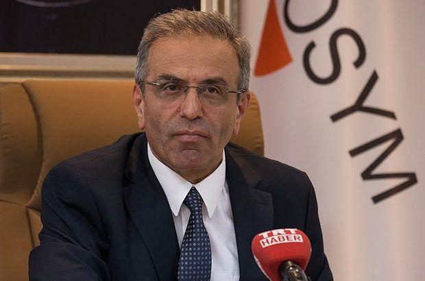Ömer Demir kimdir? ÖSYM Başkanı Ömer Demir istifa etti