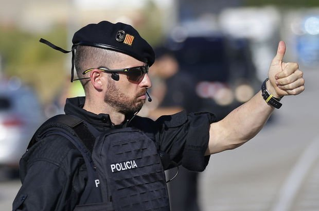 İspanya polisi: Barcelona saldırganı öldürüldü!