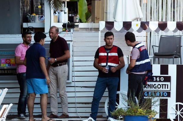 Muğla'da bir işletmeyi basıp 1 kişiyi öldürdükleri iddasıyla 3 şüpheli yakalandı