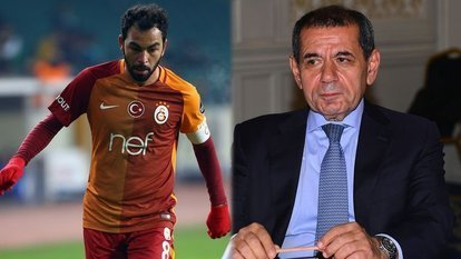 Dursun Özbek'ten transfer açıklaması: Selçuk İnan...