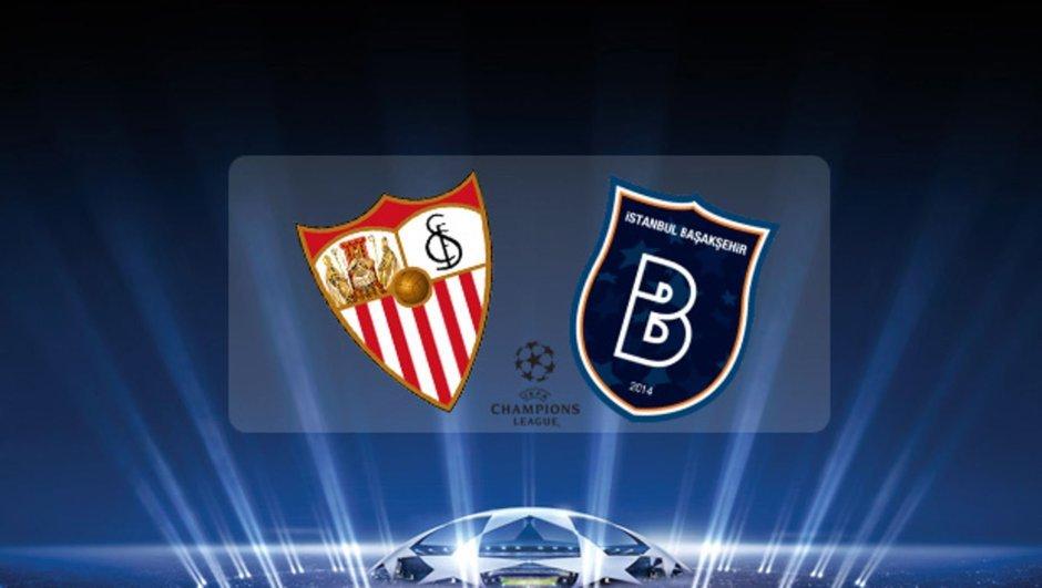 Sevilla - Başakşehir maçı hangi kanalda?