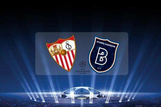 Sevilla - Başakşehir maçı hangi kanalda, saat kaçta? Sevilla - Başakşehir şifresiz mi?