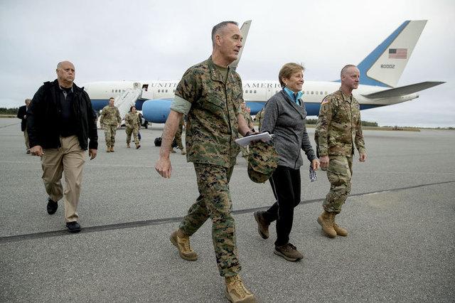 Güney Kore ile ABD'den Kuzey Kore'ye karşı ortak askeri tatbikat