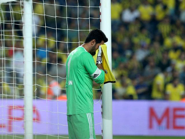 Fenerbahçe'de kale çöktü