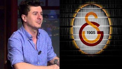 Galatasaray'dan Hakan Hepcan'a sert tepki