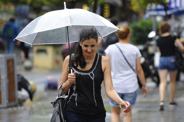 İstanbul yağış meteoroloji