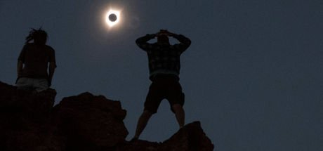 Ay, Güneş'i Twitter'dan da engelledi