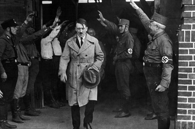 Hitler selamına hapis cezası
