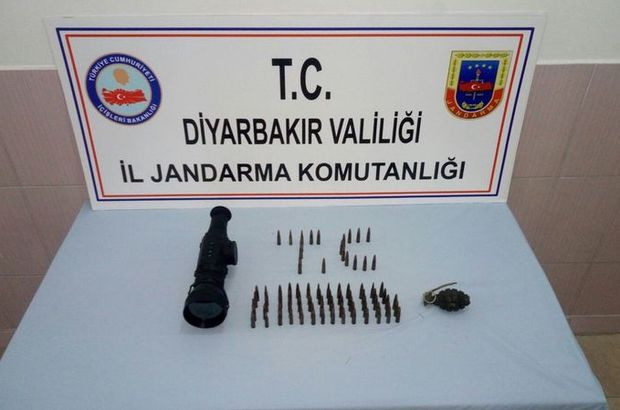 Diyarbakır'da 2 terörist etkisiz hale getirildi
