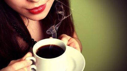 Dozunda alınan kafein beynin uyanık kalmasını sağlar!