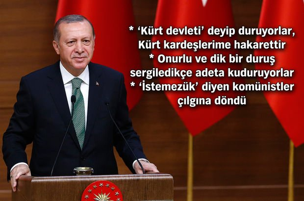 Erdoğan'dan Kılıçdaroğlu'na: Sen Atatürk'ü hiç atletle gördün mü?