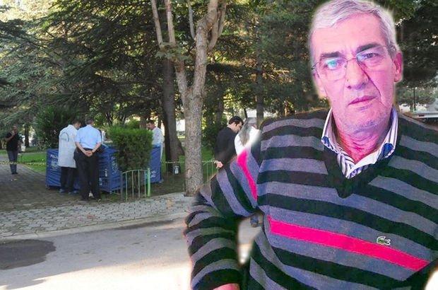 Eskişehir'de parktaki cinayetin sebebi ortaya çıktı