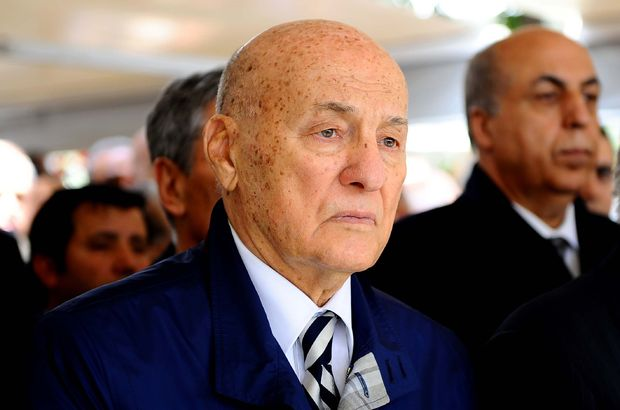 Ünlü işadamı Feyyaz Berker hayatını kaybetti
