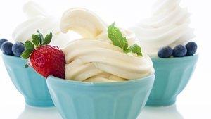 Meyveli yoğurtlu dondurma nasıl yapılır? Meyveli yoğurtlu dondurma tarifi ve malzemeleri