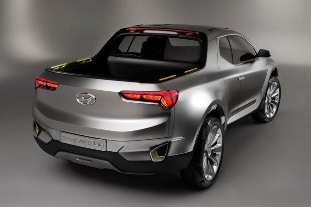 Hyundai resmen pick up segmentine giriyor
