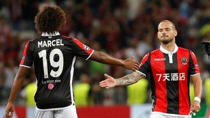Sneijder'in hayallerini yıktılar