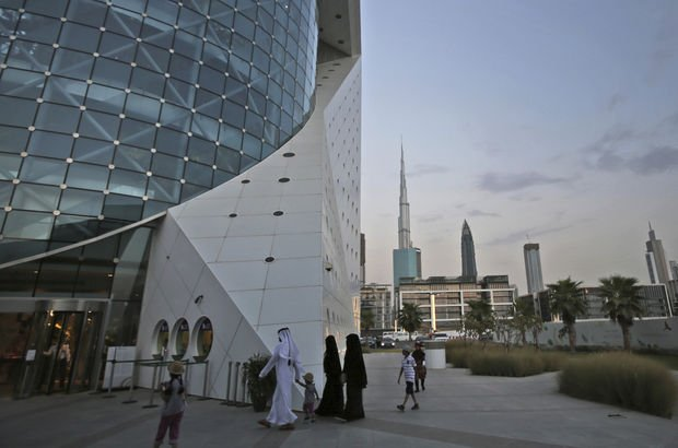 Katar Emiri, ABD heyetini kabul etti