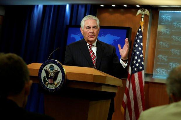 Önce Trump, sonra Tillerson: Pakistan'a Taliban baskısı