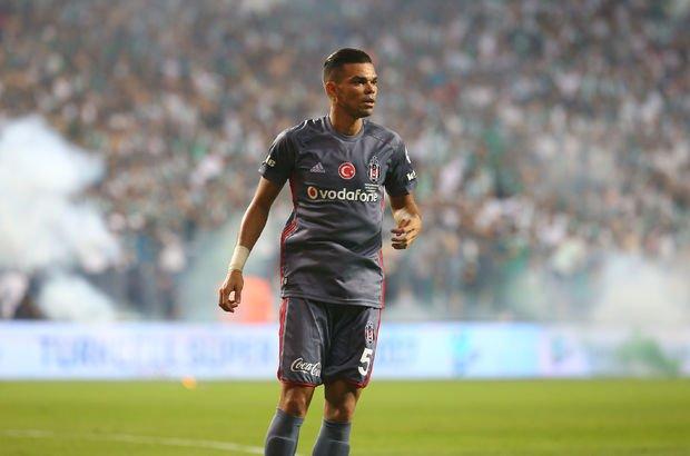 Vodafone Park'ta Pepe imza töreni düzenleyecek