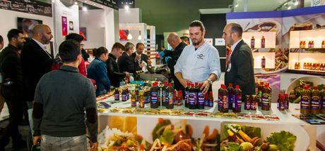 CNR Food İstanbul'a dünya gıda kralları geliyor
