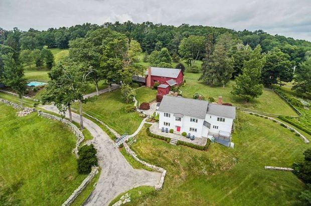 Dünyaca ünlü yazar Mark Twain'in kızı için aldığı ev yeniden satışta!